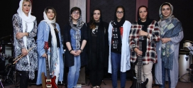 Sanam Pasha on the first all-female Rock band`s show in Iran