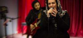 مصاحبه ی ایرنا با صنم پاشا درباره ی موزیک راک در ایران